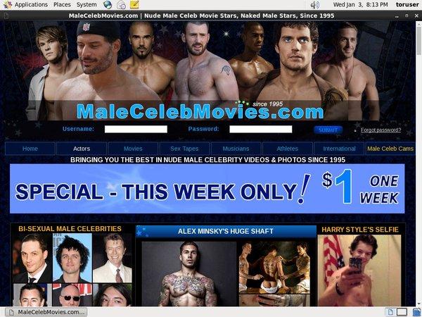 Free Access Male Celeb Movies