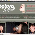 Tokyo Face Fuck Accounts